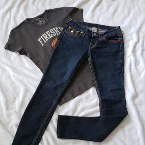 True Religion Skinny Jean's